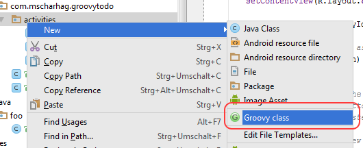 androidstudio groovy file template setup (2)
