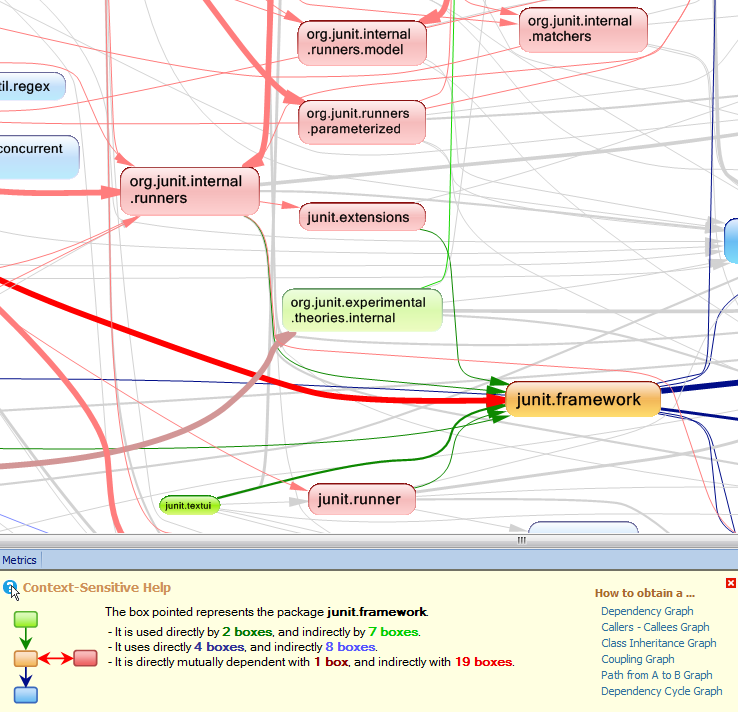 JArchitect dependency graph (2)